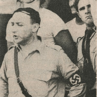 'Militant' Calls for Confronting Nazis, 1977 (1 of 2)