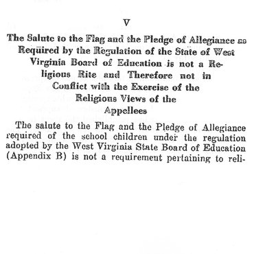 Veterans Advocate Pledge in Schools, 1943 (3 of 3) teaser