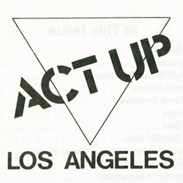 Group Calls for Action Against AIDS, 1988 (1 of 2) teaser