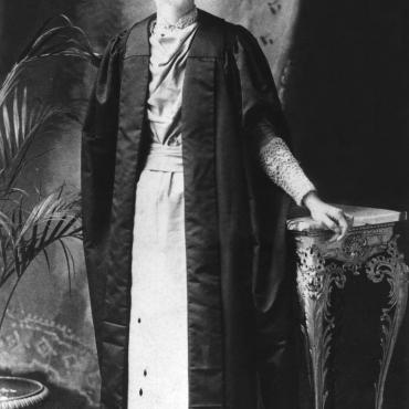 Marion Talbot, Co-founder of Association of Collegiate Alumnae
