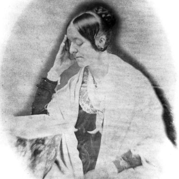 Photograph of Margaret Fuller