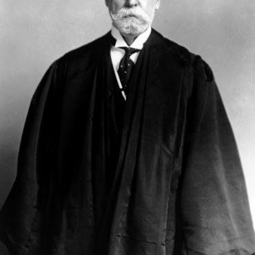 Supreme Court Chief Justice Charles Evans Hughes