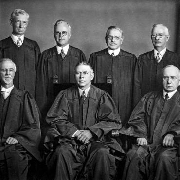 Minnesota Supreme Court, circa 1930